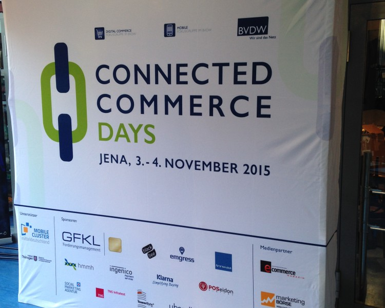 Connected Commerce Days 2015