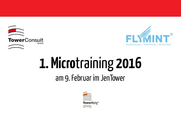 1. Microtraining 2016 - Lead-Management und Marketing Automation
